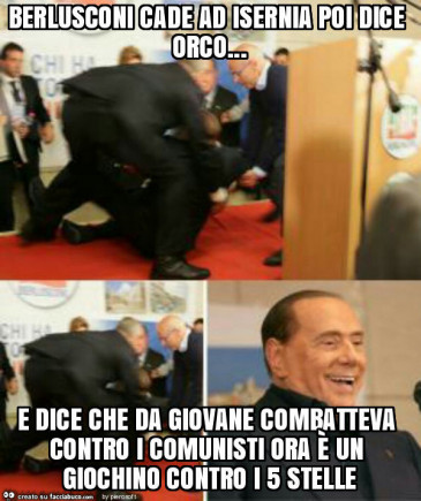 Imágenes De Berlusconi Meme Comunisti