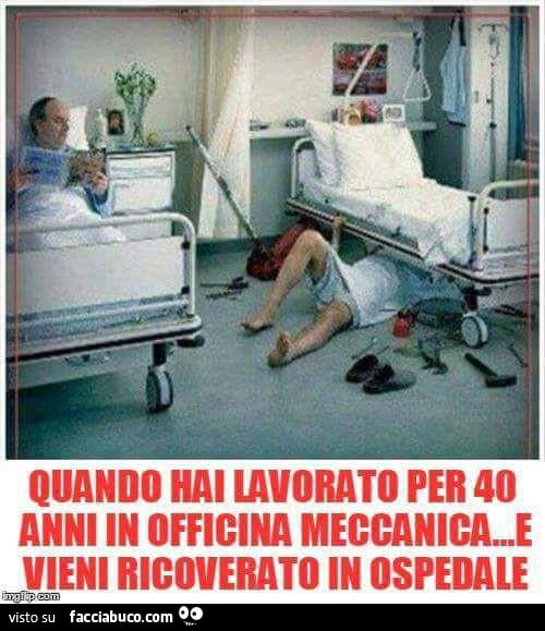 Foto Divertenti Ospedale